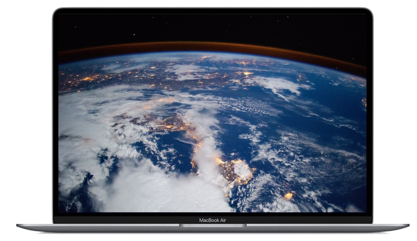How to Get Space Screen Savers from Apple TV on Mac