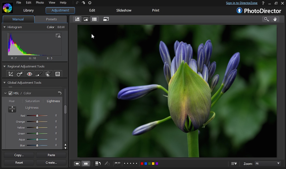 PhotoDirector Ultra 10.0