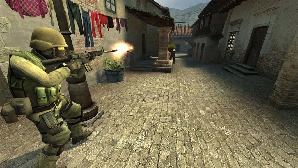 دانلود Counter-Strike Source برای مک
