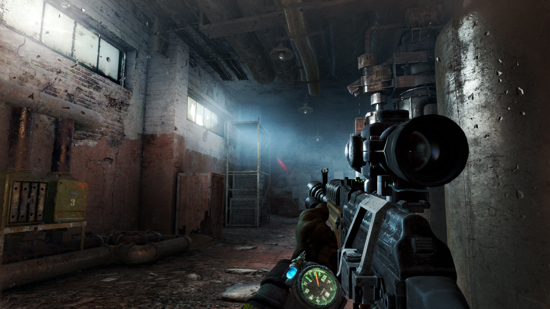 Metro Last Light Redux
