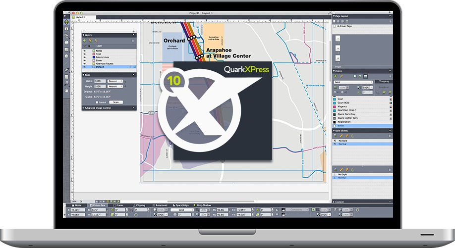 QuarkXPress 14.0.1