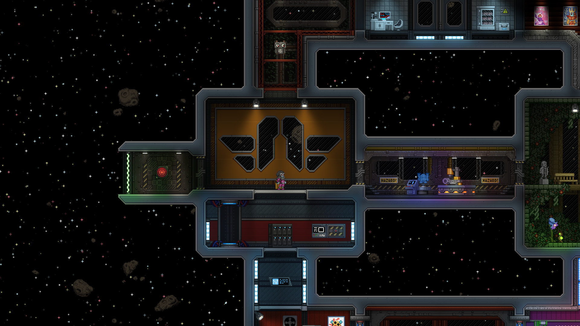 Starbound Spacefarer