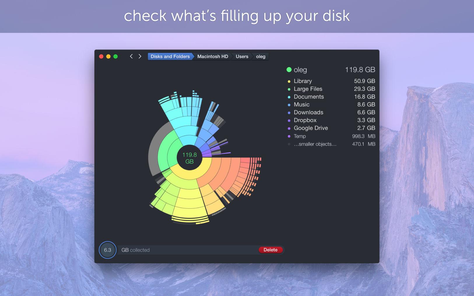 DaisyDisk 4.6.5