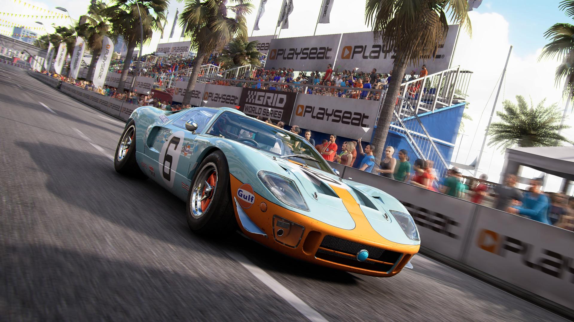 GRID.Autosport screenshot1