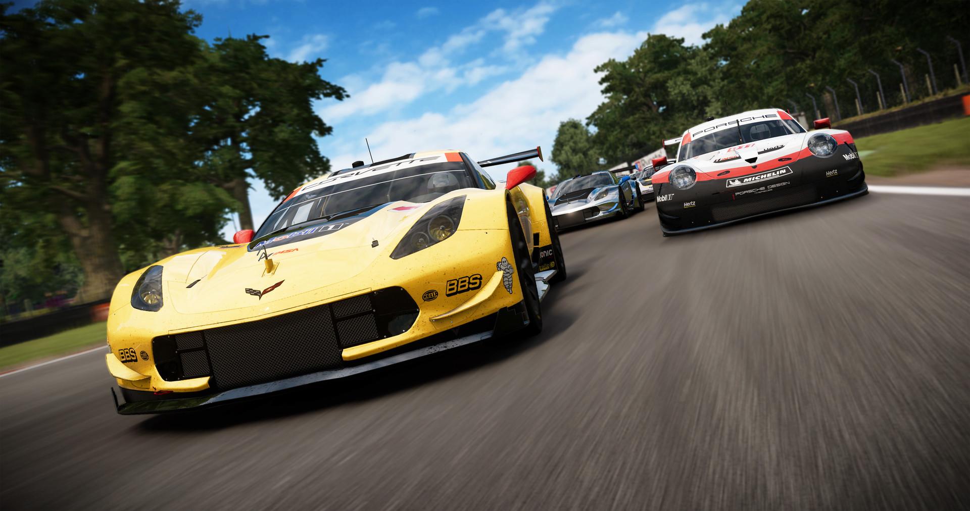 GRID.Autosport screenshot2