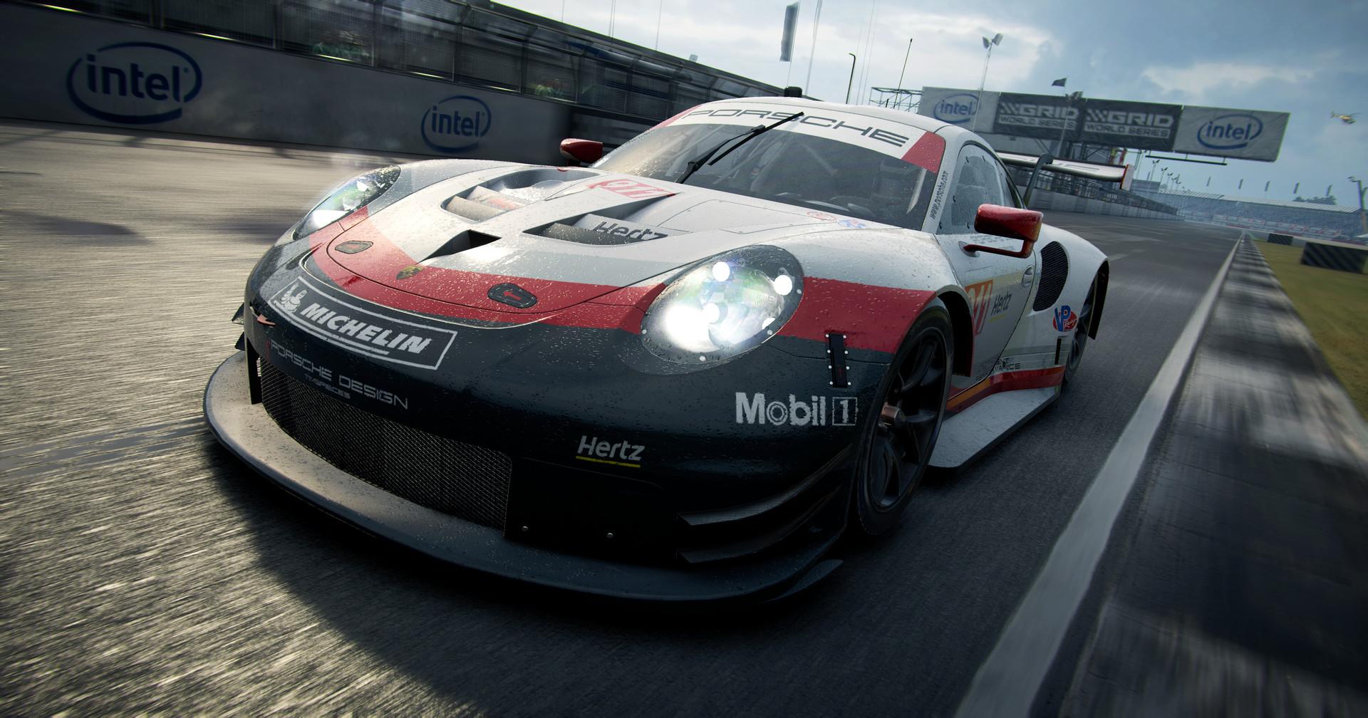 GRID.Autosport screenshot3