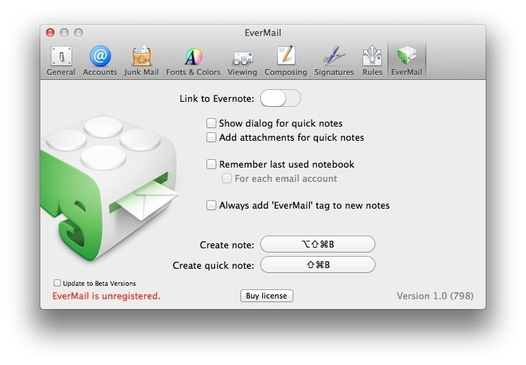 EverMail 1.2.4
